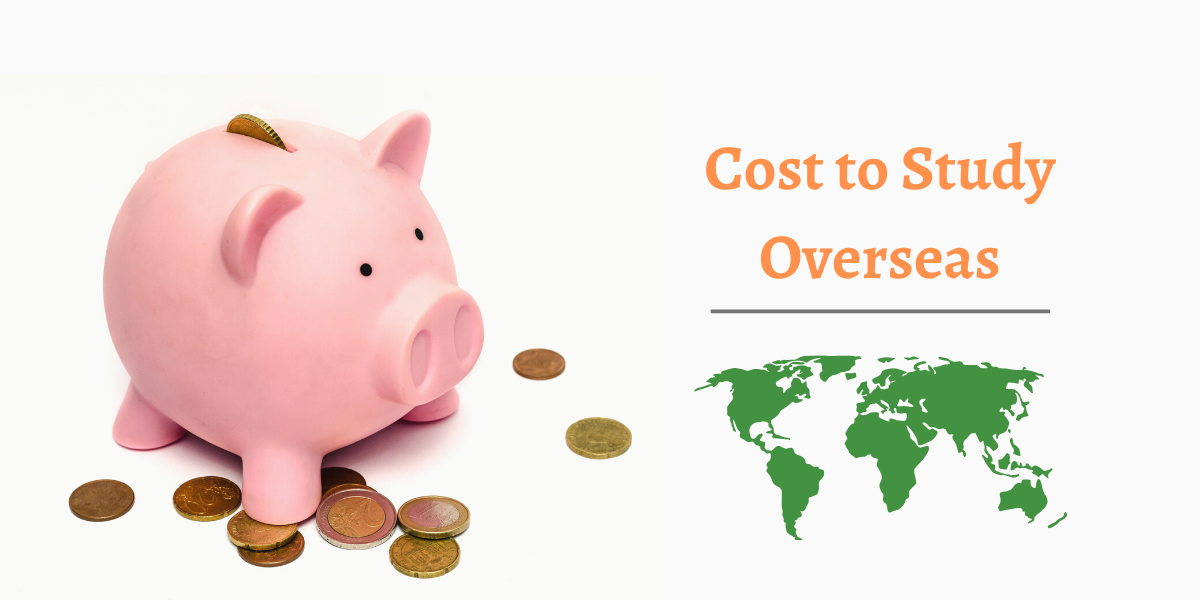 Average Cost to Study Overseas